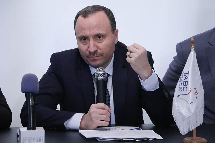 Bassem Loukil Président TABC.JPG