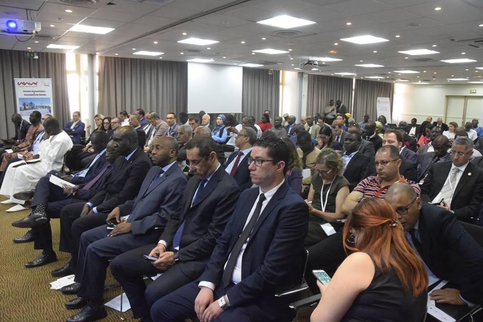 Présence forum économique à Dakar.jpg