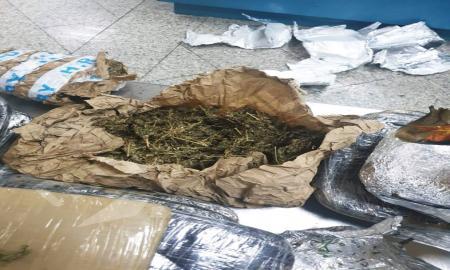 مطار قرطاج: حجز 25 كلغ من الماريخوانا