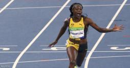 لأوّل مرة في تاريخ الألعاب الأولمبية : 3 عداءات من بلد واحد يحصدن الذهب والفضة والبرونز في مسابقة 100 متر