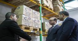 الفخفاخ والمكّي في الصيدلية المركزية : 300 مليون دينار لاقتناء مخزون من وسائل الوقاية والحماية و الأدوية