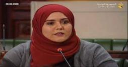 النائبة رباب بن لطيف : هناك انتهاك صارخ وترويع للنساء والأطفال خلال مداهمات ليليّة للقبض على نوّاب  ؟
