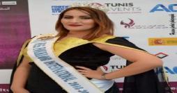 تتويج التونسية رباب بن محمد ملكة لمهرجان التراث و الفلكلور العالمي بمصر