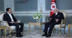 رئيس الجمهورية يستدعي حمزة البلومي ويعلن عن تضامنه مع فريق برنامج الحقائق الأربع
