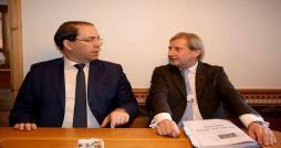 بعد لقاء الشاهد والمفوض الأوروبي : تخصيص أعلى مبلغ لفائدة تونس في اطار الآلية الاوروبية للجوار