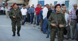 تونس : أكثر من 32 ألف عسكري من الجيوش الثلاثة لتأمين الانتخابات
