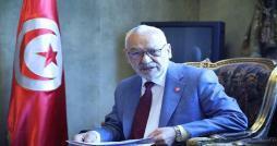 الغنوشي :  قلب تونس ليس مشمولا بالمشاركة في الحكومة المقبلة