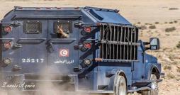 القصرين: إحياء الذكرى الرابعة لاستشهاد أعوان الحرس في بولعابة