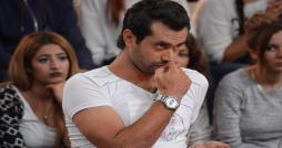 نقل خالد الزعيري للمستشفى اثر تعرضه لأزمة قلبية