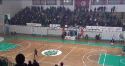 بعد أحداث قاعة حلق الوادي : جامعة السلة تقرّر انهاء الموسم الرياضي بحضور جماهير الفرق المحليّة فقط