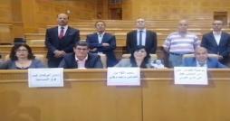 مجلس النواب يستنكر مغالطات كتلة الدستوري الحر حول مشروع قانون زجر الاعتداء على القوات المسلّحة
