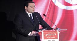 سليم العزابي يقدم رزنامة المؤتمر التأسيسي لحركة تحيا تونس