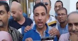 قضية اقتحام المطار: بطاقة ايداع بالسجن في حق سيف الدين مخلوف