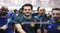 بالصور : الترجي يغادر تونس في اتجاه مصر