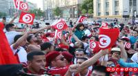 مونديال روسيا 2018 : الجمهور التونسي قبل بداية مبارة المنتخب الوطني وبلجيكيا (صور)