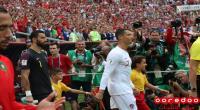 شاهد بالصور : كرستيانو يقود البرتغال لفوز صعب على المغرب