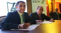 زان تمضي اتفاقية شراكة مع النادي الرياضي الصفاقسي (صور)