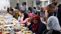 شاهد بالصور : ليوني تونس تنظّم إفطارا جماعيا لعمّالها
