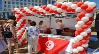 بالصور / ترويج للسياحة التونسية بروسيا