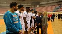 بالصور : وزيرة الشباب والرياضة تزور منتخب كرة اليد قبل السفر إلى المونديال