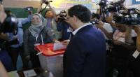 بالصور : يوسف الشاهد ينتخب