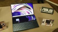 صور :  Asus   و Intel   تطلقان  أحدث إبتكاراتهما في تونس حواسيب   ZenBook Duo   و   ZenBook 14