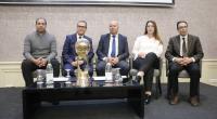 صور : شراكة جديدة بين OLA وجامعة كرة اليد