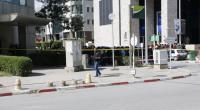 صور للعملية الانتحارية قرب السفارة الأمريكية