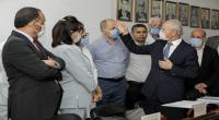 رضا شرف الدين يتكفل ببناء وحدة إنعاش بمستشفى حشاد بسوسة