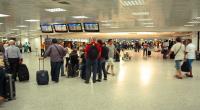 بالصور والتفاصيل : احتقان وأوضاع مأساوية للمسافرين في مطار تونس قرطاج الدولي
