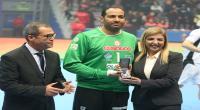 كان  كرة اليد : صور مباراة تونس والمغرب