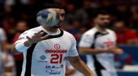 صور مباراة تونس والجزائر في  كان كرة اليد