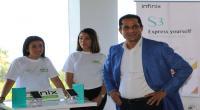 سالكوم الموزّع الرسمي للهواتف الذكية Infinix في تونس (صور)