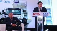 الشركة التونسية للسيارات (STA ) المورّد الرسمي  لشاحنات  DAEWOO TRUCKS   في تونس (صور)