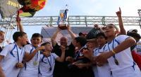 الترجي الرياضي التونسي يتوج بلقب الدورة 18 لكأس دليس دانون في عين دراهم (صور)