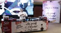 الدورة الثانية من أسرار  Les secrets du chocolat de couverture  تستضيف بطل العالم في الحلويات Pascal Molines  (صور)