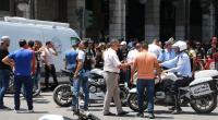 صور للعملية الإنتحارية بتونس العاصمة