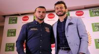 بالصور : رامي الجريدي يتوّج بجائزة أفضل لاعب  في البطولة لشهر فيفري