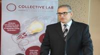 صور :الجامعة المركزية تفتتح محضنة l'incubateur collective LAB لمرافقة الطلبة أصحاب الأعمال