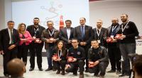حفل توزيع جوائز مسابقة لقيادة الاولمبياد التونسية لحل المسائل (صور)