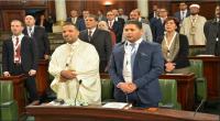 صور الجلسة الإفتتاحية للبرلمان الجديد