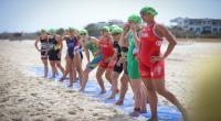 شاهد بالصور : اختتام دورة تونس للتريأتلون