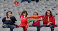 شاهد : صور وكواليس مباراة تونس والبرتغال