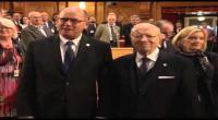 بالفيديو : ملخص اليوم الأول من زيارة رئيس الجمهوية إلى ستوكهولم