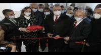 رئيس الحكومة هشام المشيشي يدشّن قسم الأمراض الجرثومية والمعدية  بالمستشفى الجامعي فرحات حشاد بسوسة
