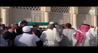 فيديو : تشييع جنازة بن علي في المدينة المنورة