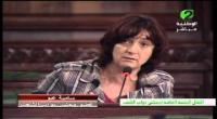 بالفيديو / سامية عبّو لأمال كربول : تجوع الحرّة ... ولتبحثي عن بقية المثل