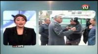 بالفيديو : دخول عمال شركة بتروفاك في اضراب جوع وحشي أمام مقر ولاية صفاقس